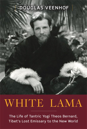 white lama cover