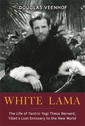 white lama cover